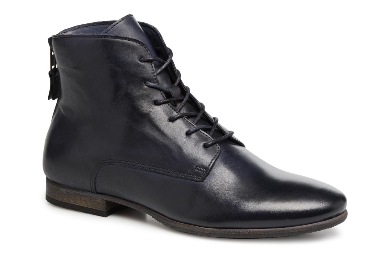 Bottines et boots Kickers GAMEGIRL Bleu vue détail/paire