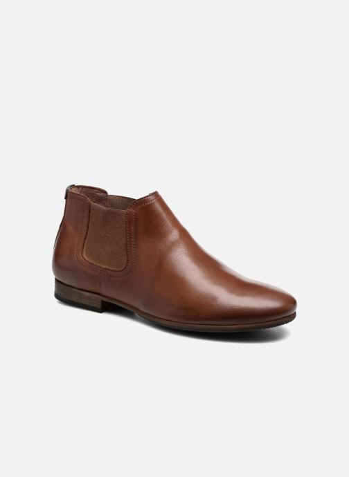 Bottines et boots Kickers GAZETTA Marron vue détail/paire