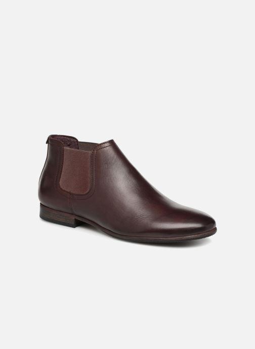 Bottines et boots Kickers GAZETTA Bordeaux vue détail/paire