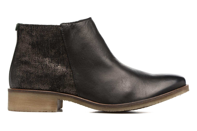 Bottines et boots Kickers LOWER Noir vue derrière