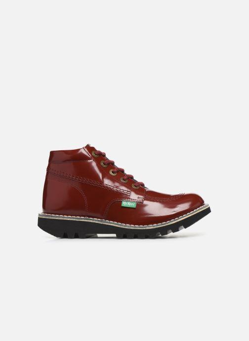 Stiefeletten & Boots Kickers NEORALLYE  rot ansicht von hinten