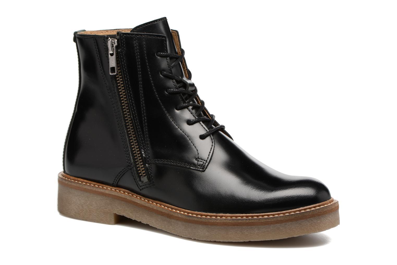 Bottines et boots Kickers OXFOTO Noir vue détail/paire