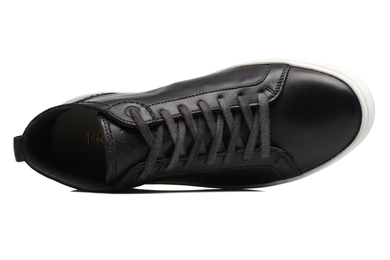 Baskets Kickers REVIEW Noir vue gauche