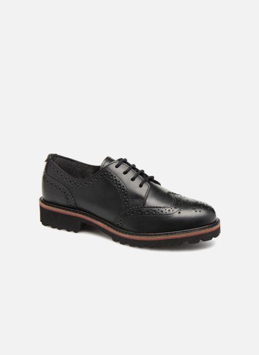 Schnürschuhe Kickers RONY schwarz detaillierte ansicht/modell