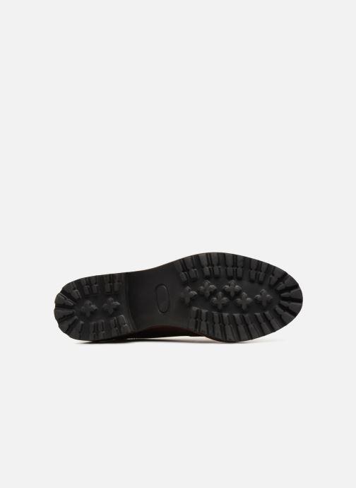 Chaussures à lacets Kickers RONY Marron vue haut