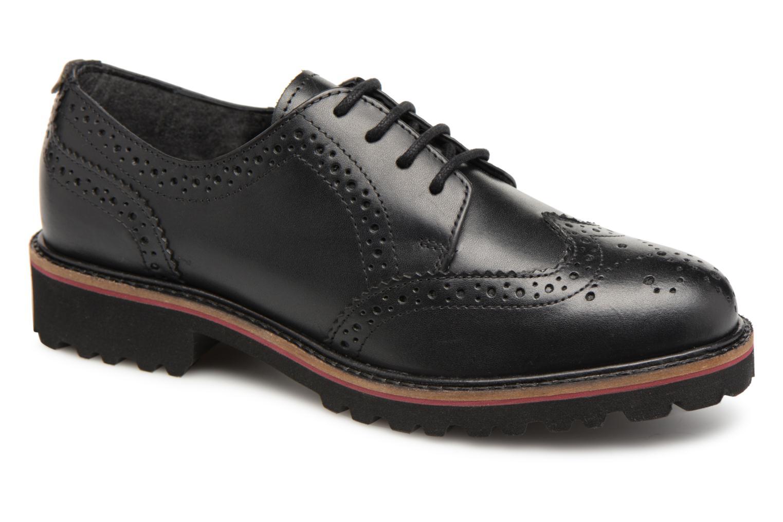 Chaussures à lacets Kickers RONY Noir vue détail/paire