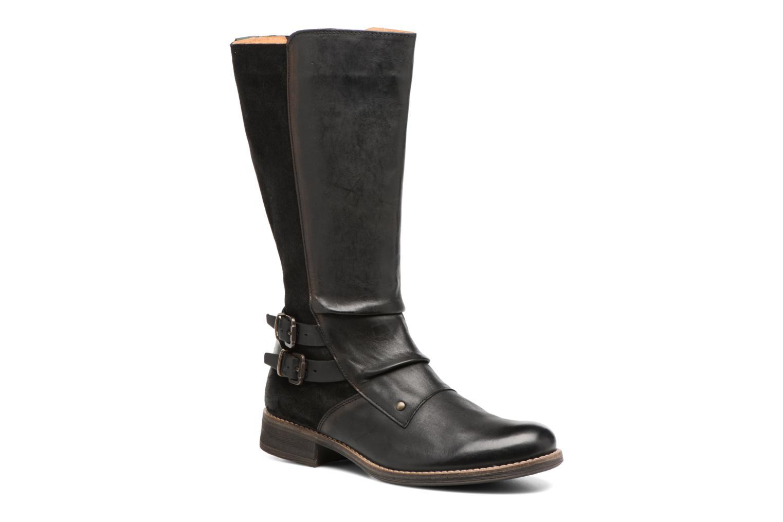 Nuevo zapatos Botas Kickers SMACKING (Negro) - Botas zapatos en Más cómodo fc0c26