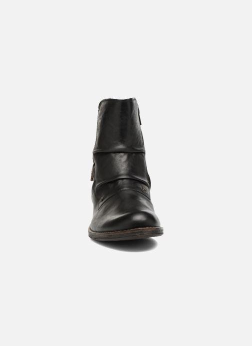 Boots en enkellaarsjes Kickers SMATCH Zwart model