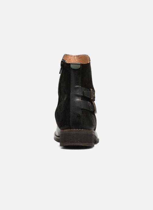 Boots en enkellaarsjes Kickers SMATCH Zwart rechts