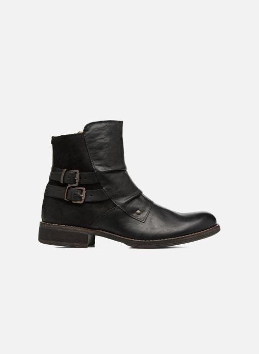 Boots en enkellaarsjes Kickers SMATCH Zwart achterkant