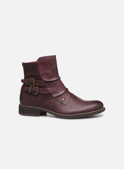 Boots en enkellaarsjes Kickers SMATCH Bordeaux achterkant