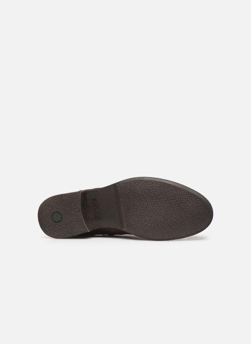 Boots en enkellaarsjes Kickers SMATCH Bordeaux boven