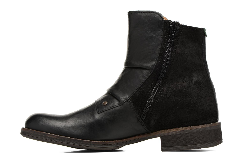 Bottines et boots Kickers SMATCH Noir vue face