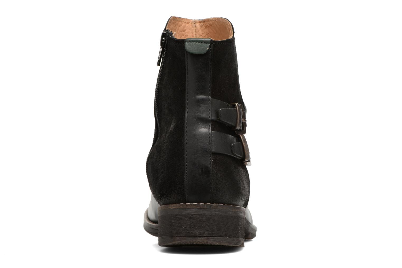 Bottines et boots Kickers SMATCH Noir vue droite