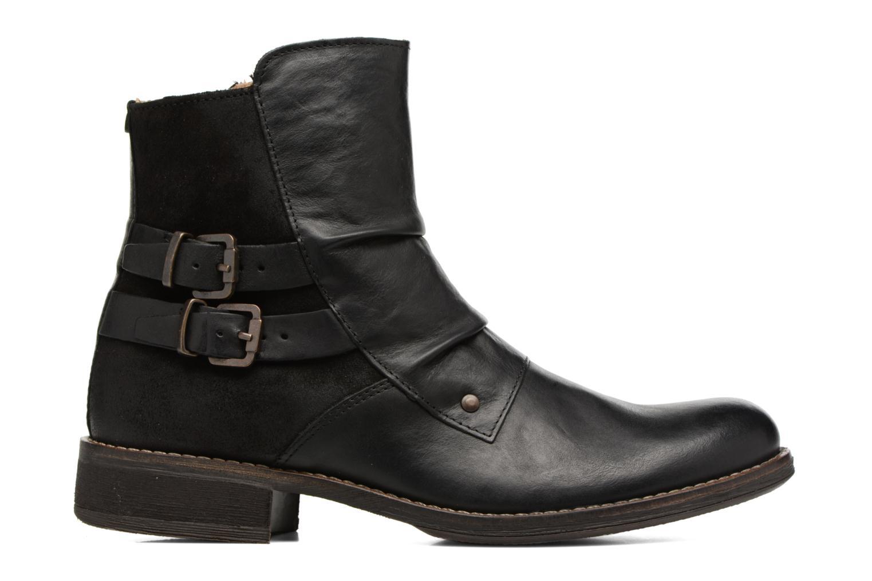 Bottines et boots Kickers SMATCH Noir vue derrière