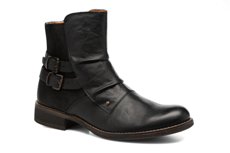 Zapatos casuales salvajes  Kickers SMATCH (Negro) Más - Botines  en Más (Negro) cómodo 1b6618