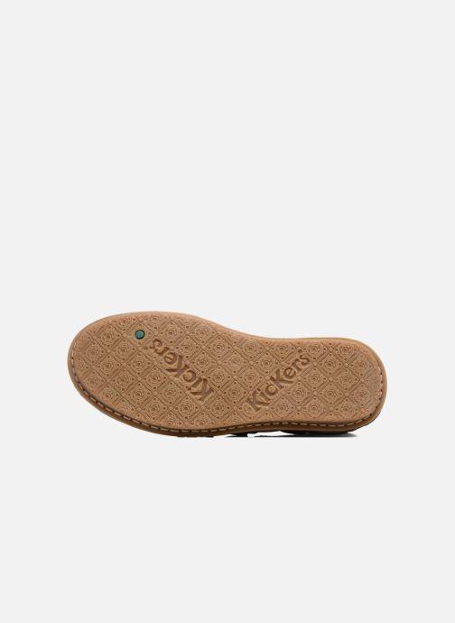 Boots en enkellaarsjes Kickers WABOOT Bruin boven