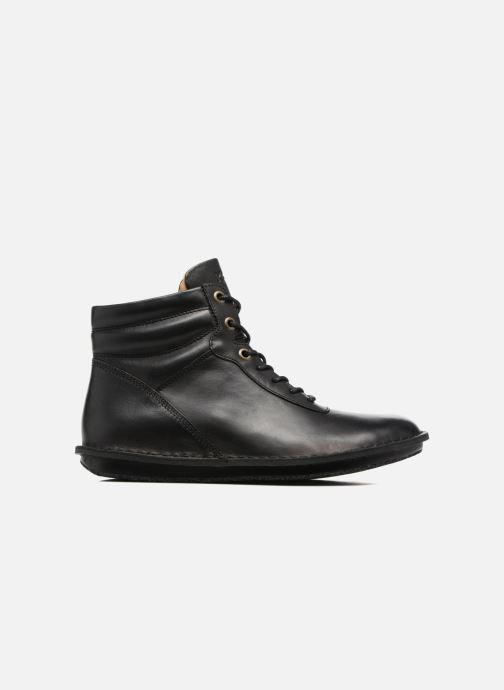 Stiefeletten & Boots Kickers WABUCK schwarz ansicht von hinten