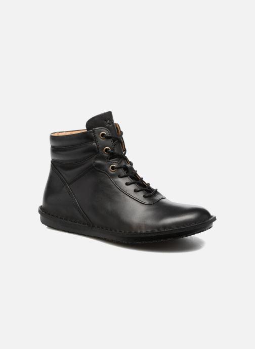 Stiefeletten & Boots Kickers WABUCK schwarz detaillierte ansicht/modell