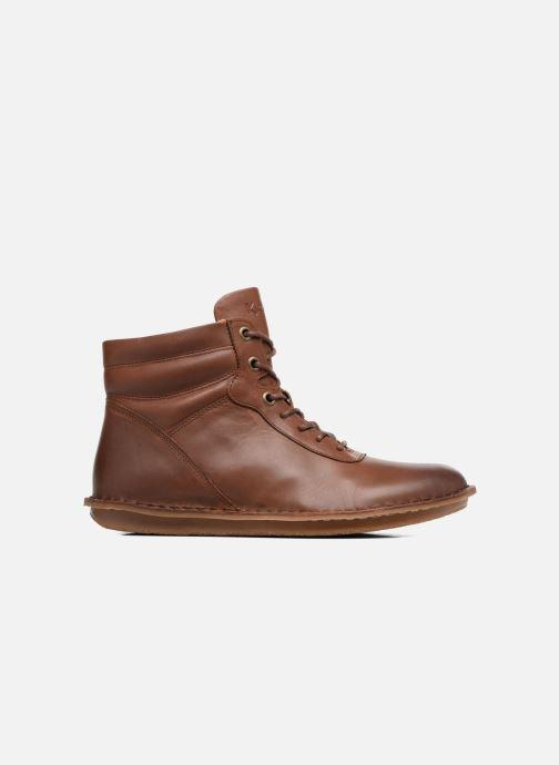 Boots en enkellaarsjes Kickers WABUCK Bruin achterkant