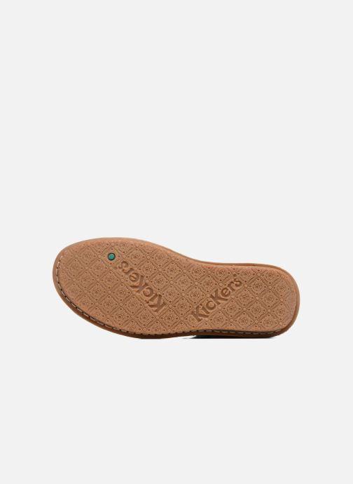 Boots en enkellaarsjes Kickers WABUCK Bruin boven