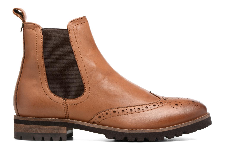 Bottines et boots Kickers WILOW Marron vue derrière