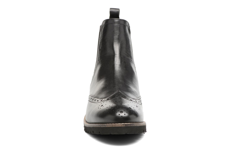 Bottines et boots Kickers WILOW Noir vue portées chaussures