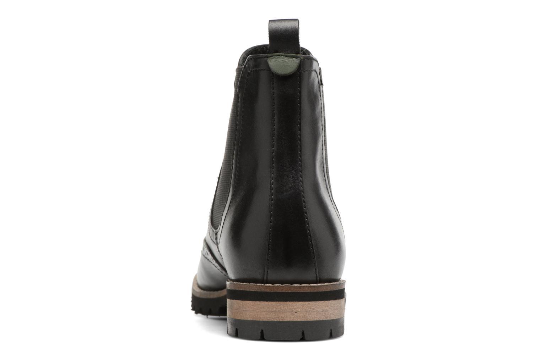 Bottines et boots Kickers WILOW Noir vue droite