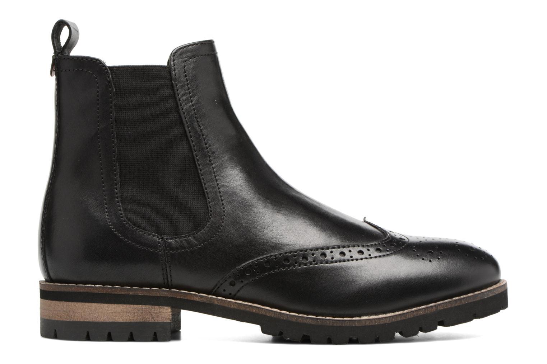 Bottines et boots Kickers WILOW Noir vue derrière