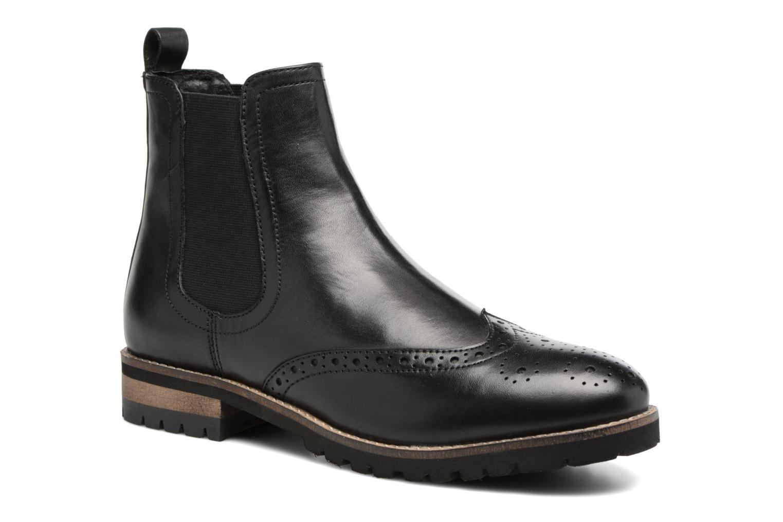 Bottines et boots Kickers WILOW Noir vue détail/paire