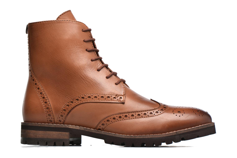 Bottines et boots Kickers WILS Marron vue derrière