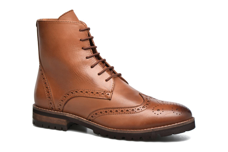 Bottines et boots Kickers WILS Marron vue détail/paire