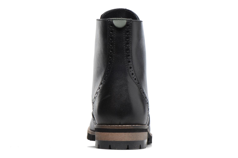 Bottines et boots Kickers WILS Noir vue droite