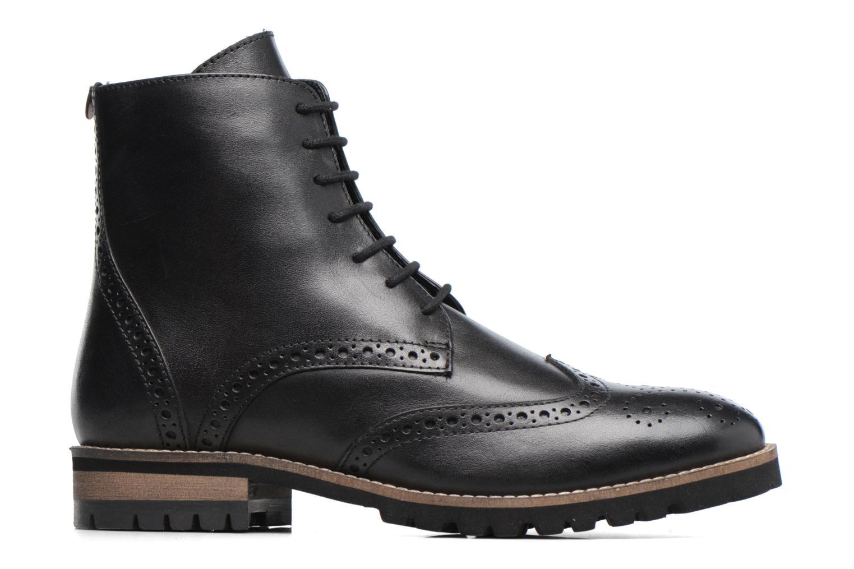 Bottines et boots Kickers WILS Noir vue derrière