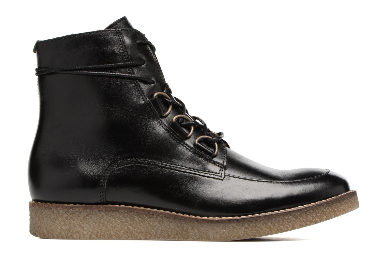 Bottines et boots Kickers ZENHIT Noir vue derrière