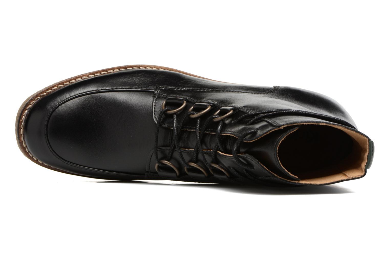 Bottines et boots Kickers ZENHIT Noir vue gauche