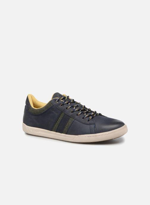 Sneakers Kickers CHRISTO Blå detaljeret billede af skoene