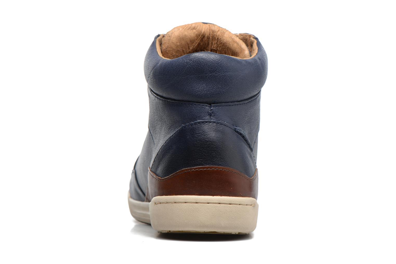 Sneakers Kickers CROSSOVER Blauw rechts