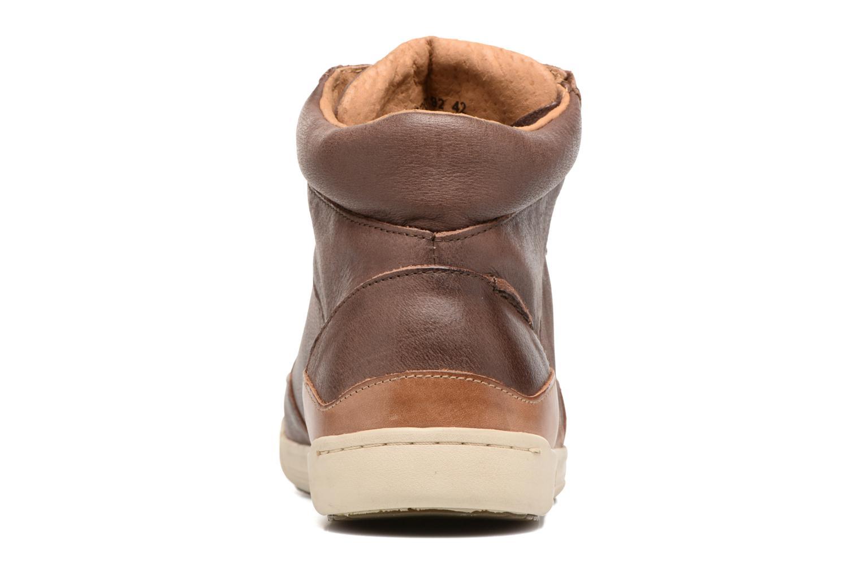 Sneakers Kickers CROSSOVER Marrone immagine destra