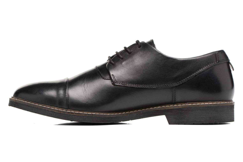Chaussures à lacets Kickers MATYS Noir vue face