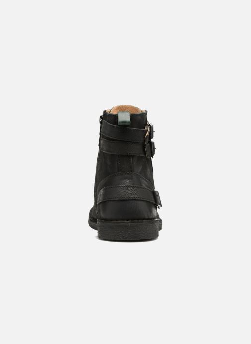 Kickers MIST RACK (Noir) Bottines et boots chez Sarenza