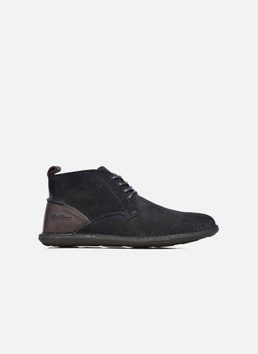 Chaussures à lacets Kickers SWIRATAN Bleu vue derrière