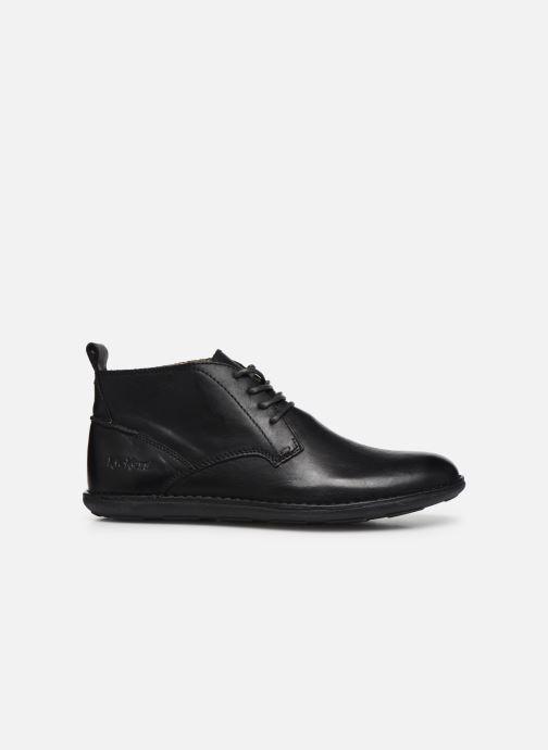 Zapatos con cordones Kickers SWIRATAN Negro vistra trasera