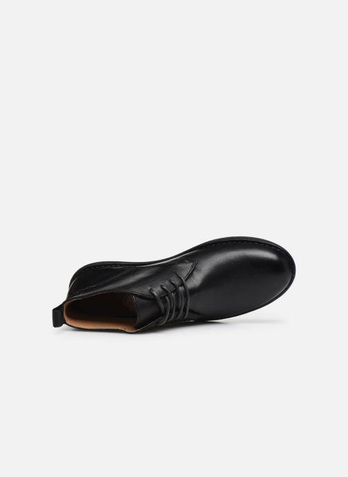 Zapatos con cordones Kickers SWIRATAN Negro vista lateral izquierda