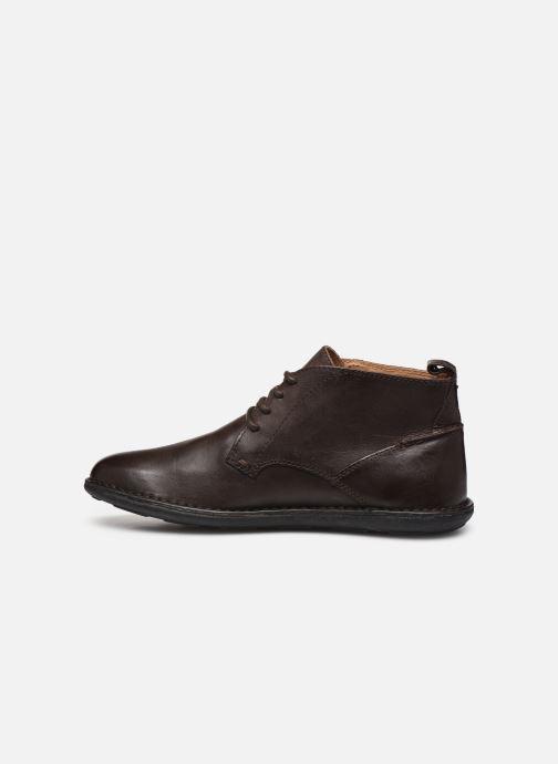 Zapatos con cordones Kickers SWIRATAN Marrón vista de frente