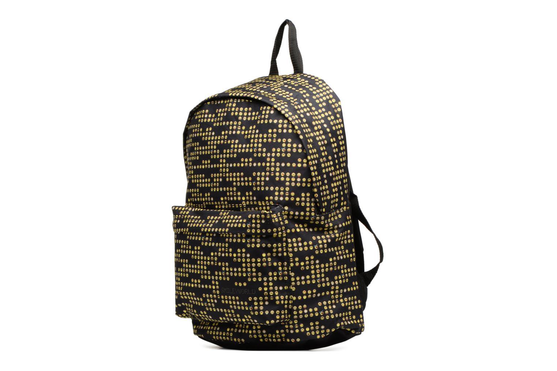 Scolaire Smiley Backpack 43cm Jaune vue portées chaussures