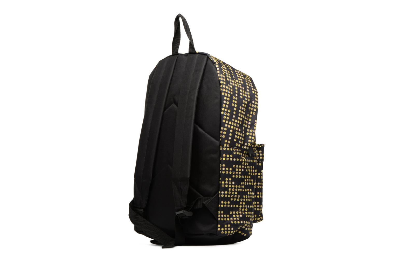 Scolaire Smiley Backpack 43cm Jaune vue droite