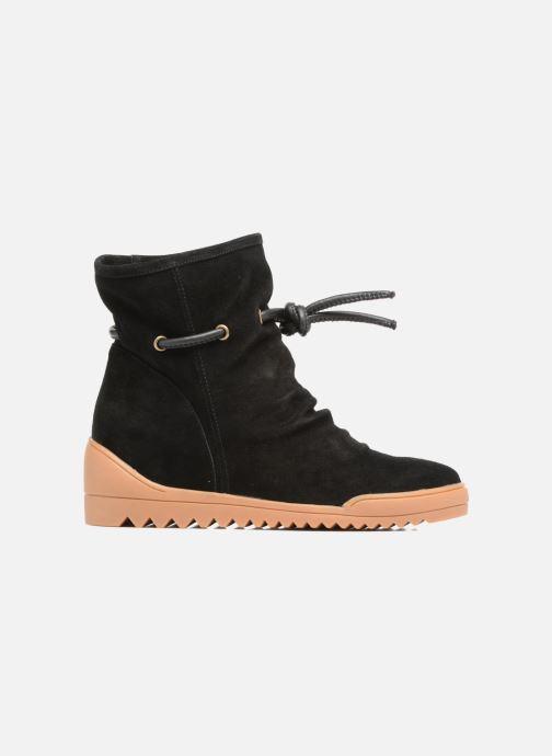 Botines  Shoe the bear Line Negro vistra trasera