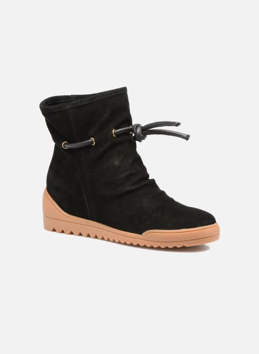 Ankle boots Shoe the bear Line Black detailed view/ Pair view