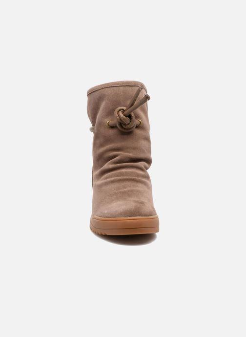Boots en enkellaarsjes Shoe the bear Line Beige model